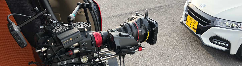 カメラカー 撮影支援